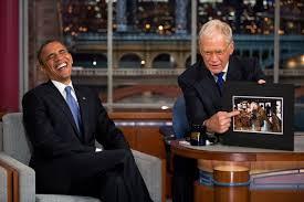 Obama-Letterman