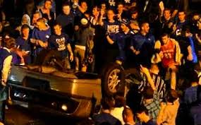 Connections…Sport fans riot; Mob rule; andLiberalism