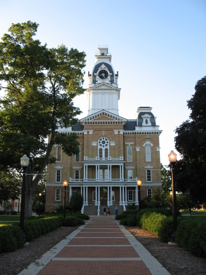 Central Hall, Hillsdale College