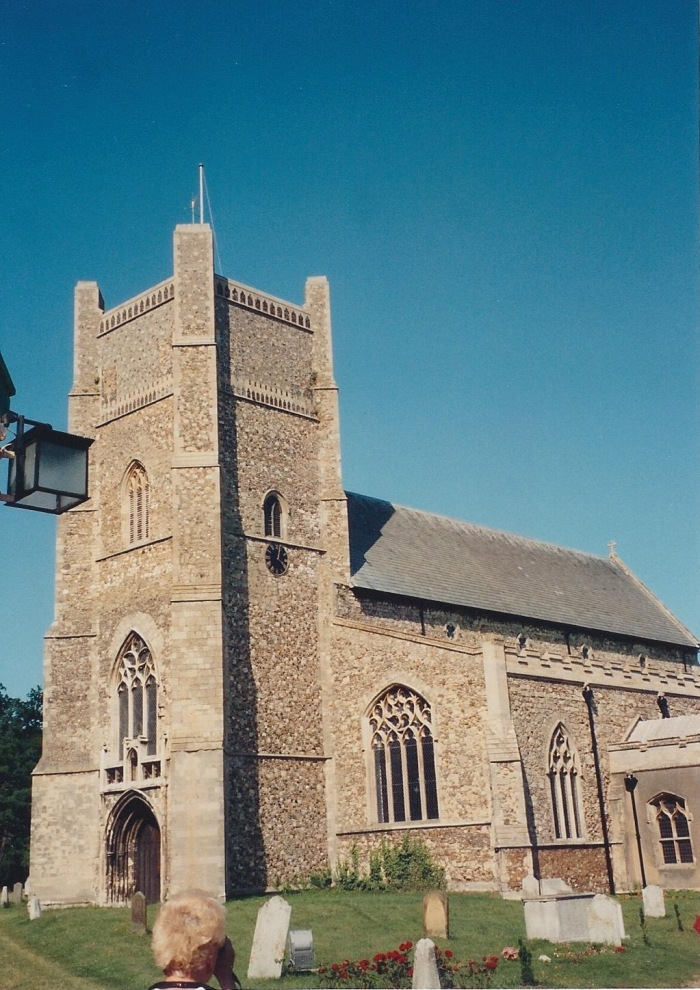 Orford Church, Suffolk