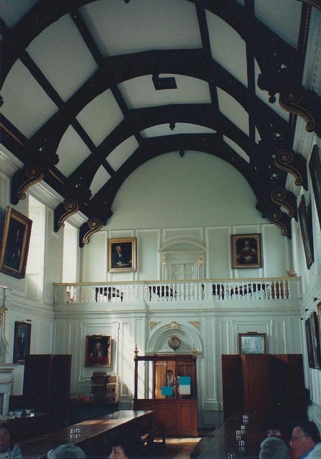 Cambridge-Trinity Hall