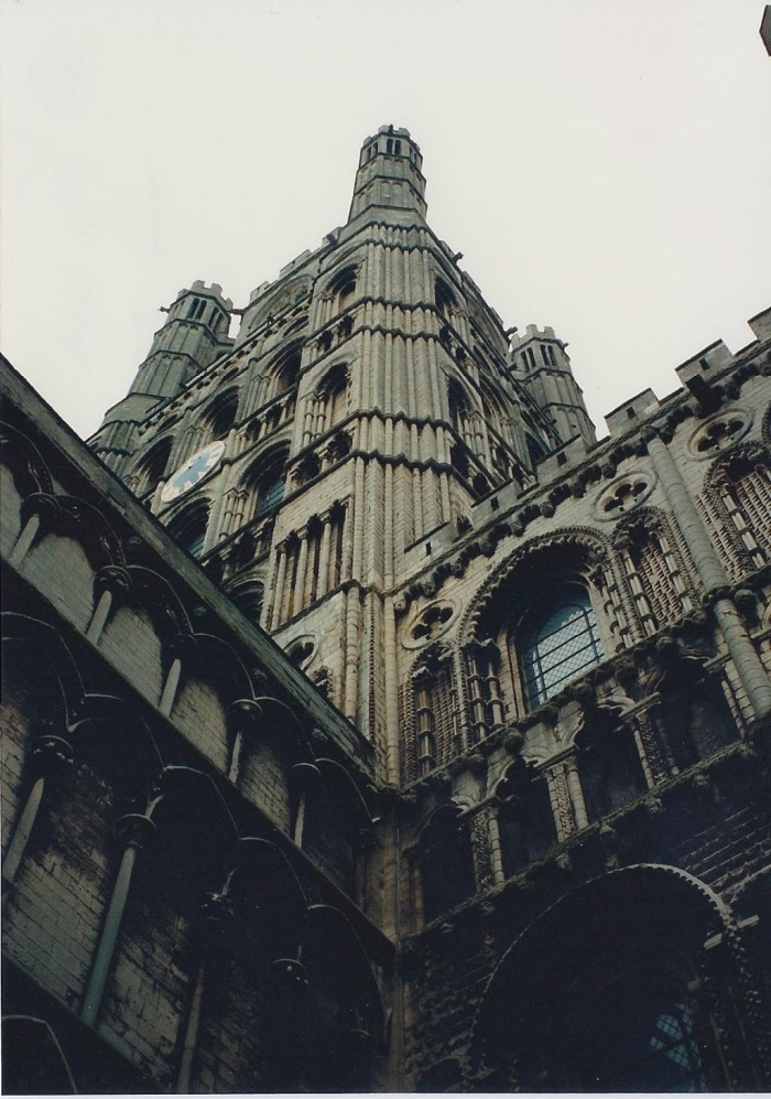 Tower, Ely Cathedral