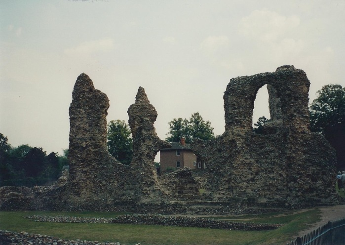 Abbey ruins, Bury St. Edmunds