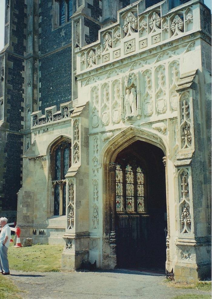 Church, Lavenham