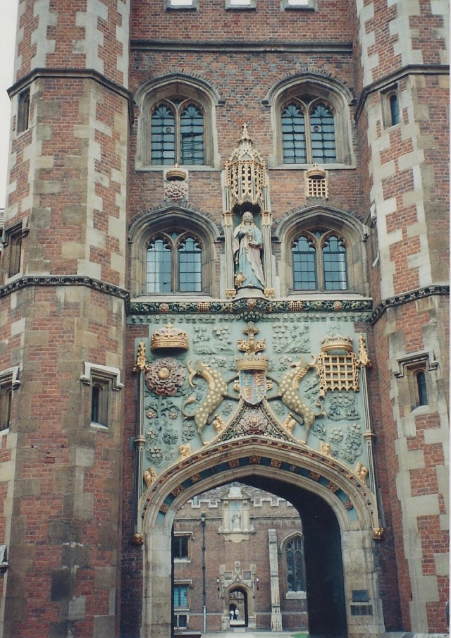 Entrance Gate, St. John's College