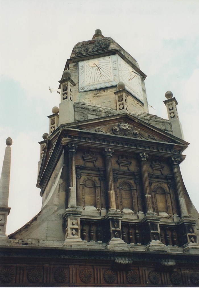 Tower, Gonville & Caius College