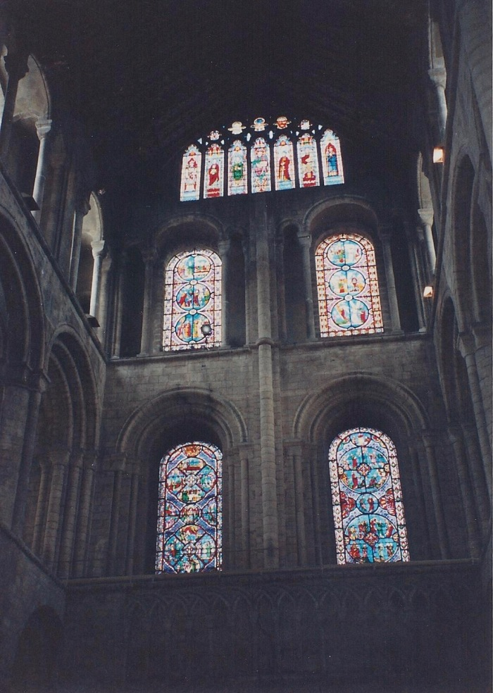 Stained glass windows, Ely Cathedral