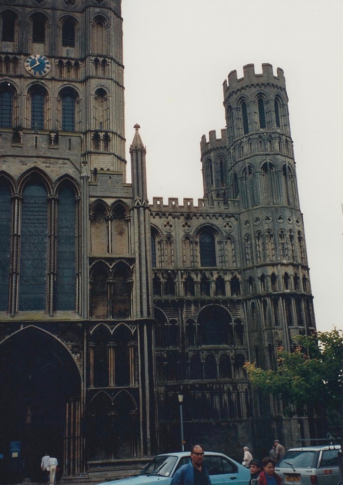 Ely Cathedral and Tower