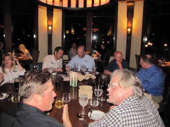 Dinner-Tahoe Meetup