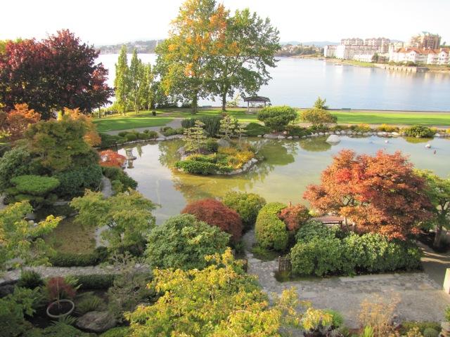 Laurel Point Garden Pond