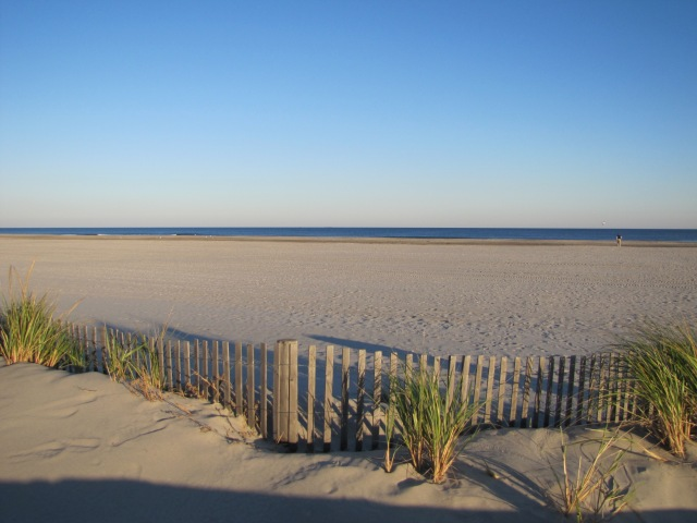 Beach, Cape May, NJ