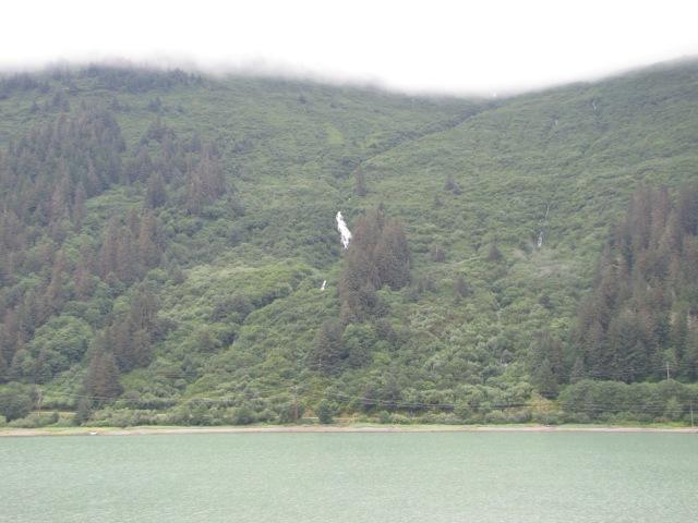 Juneau-hillside