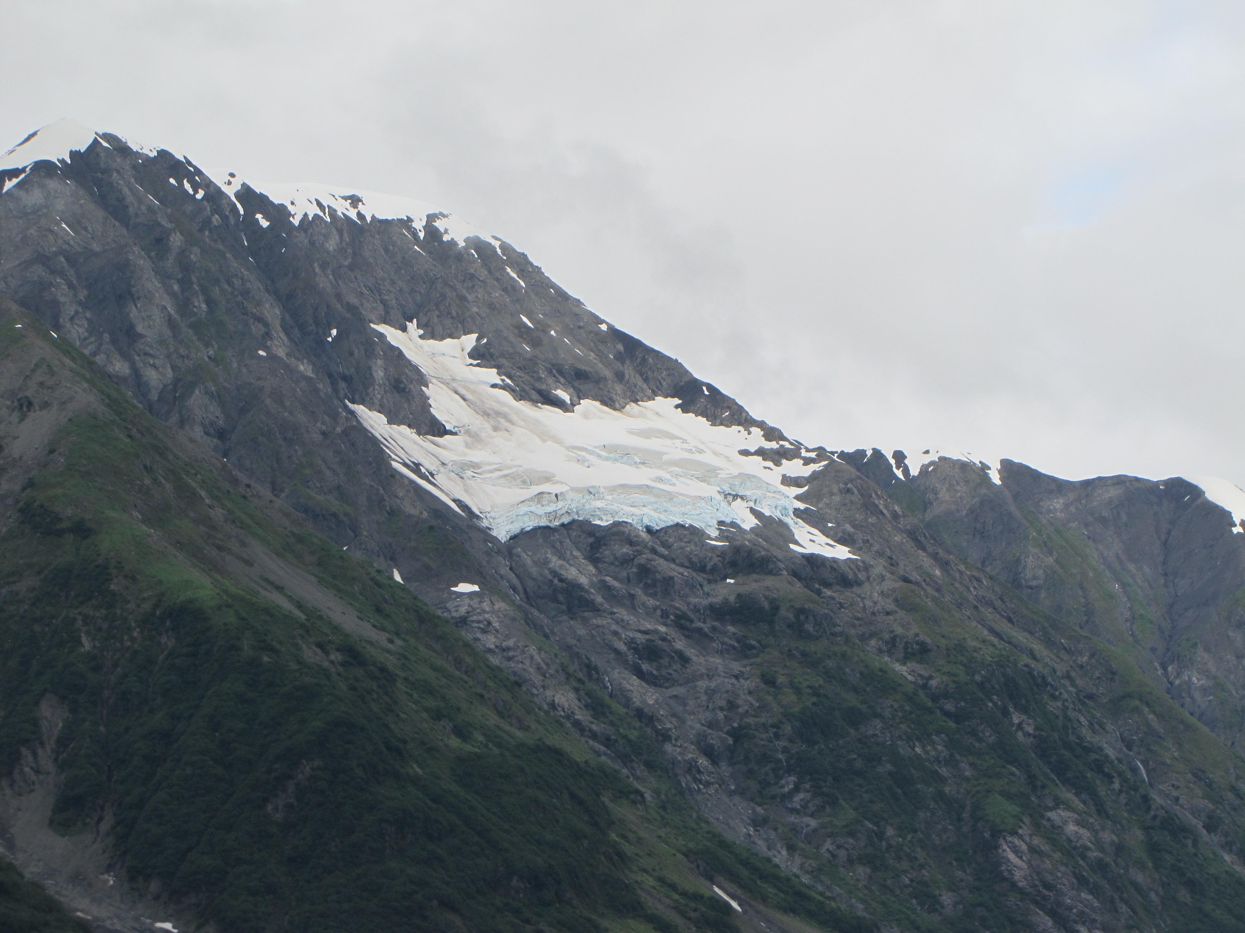 Mini-glacier