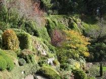 Walls of Garden