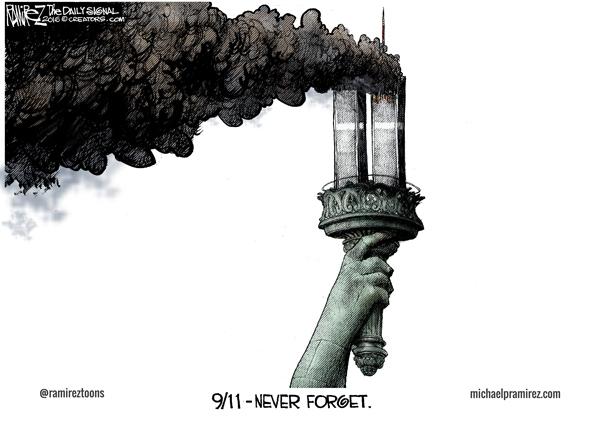 Never Forget.  September 11,2001.