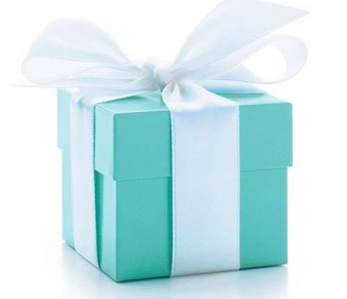 Happy Holidays-Try Tiffany this Christmas