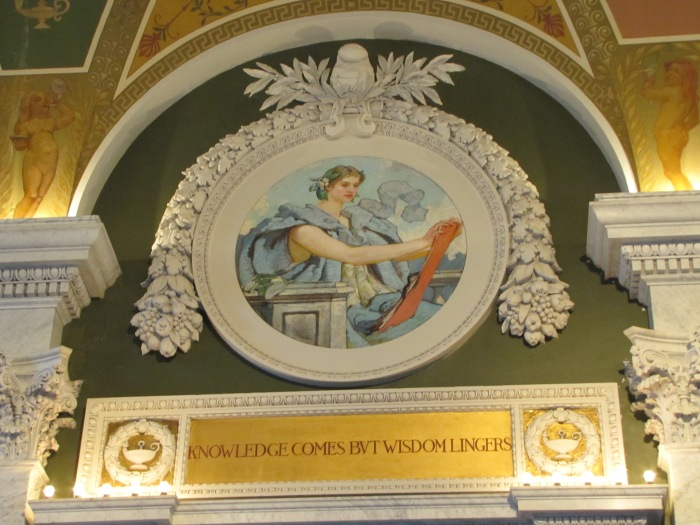 Knowledge, Library of Congress