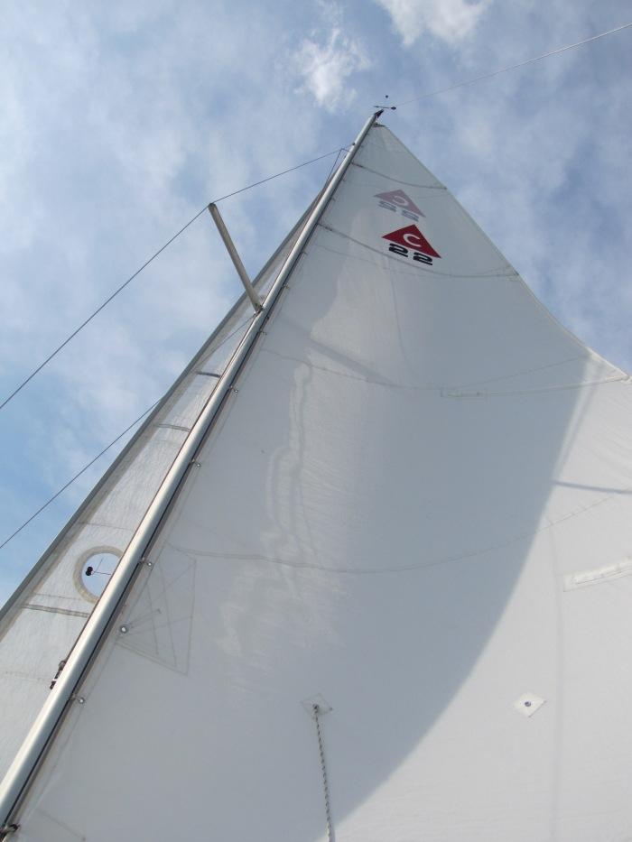 Sail, Flathead Lake, Montana