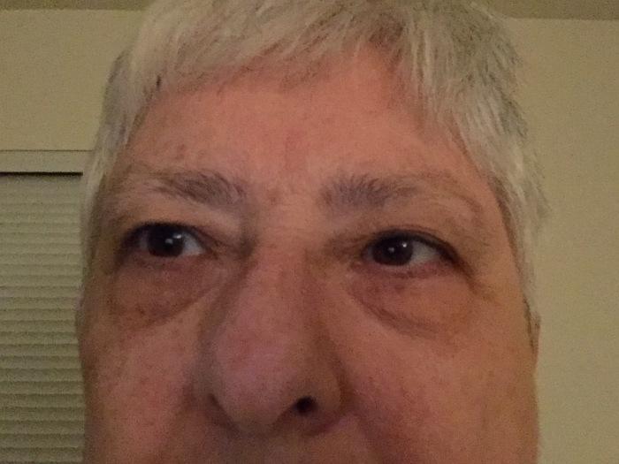 Selfie-eyes