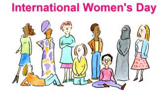 International Women's Day, NOT celebrated here