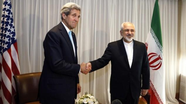 Kerry-Iran