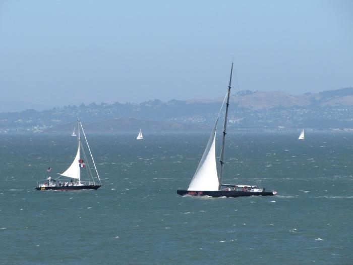 SFBaySailboats