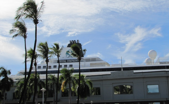 Vacation Travelogue-Hillsdale College Cruise to Hawaii-Interlude, Aboard Ship
