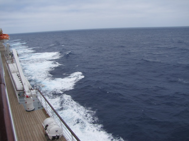Wash-starboard side