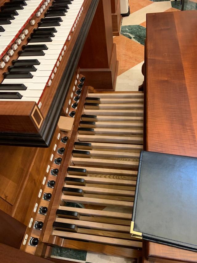 Switches-organ