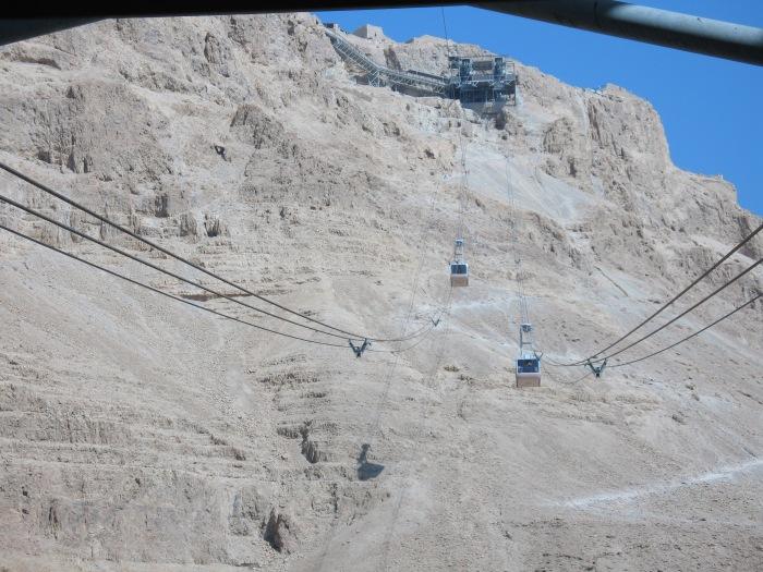 Tram-Masada