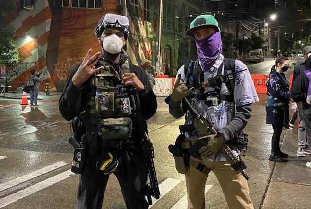 Antifa-CHAZ