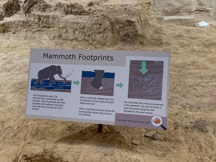 FootprintSign