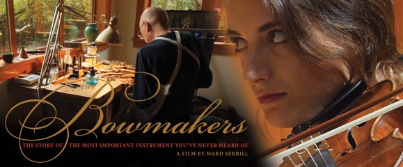 What I learned from watching the movie The Bowmakers, by Ward Serrill
