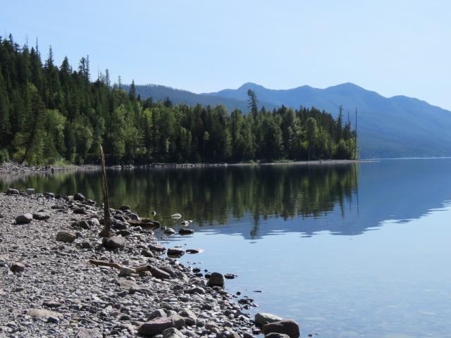 Bay, Lake McDonald