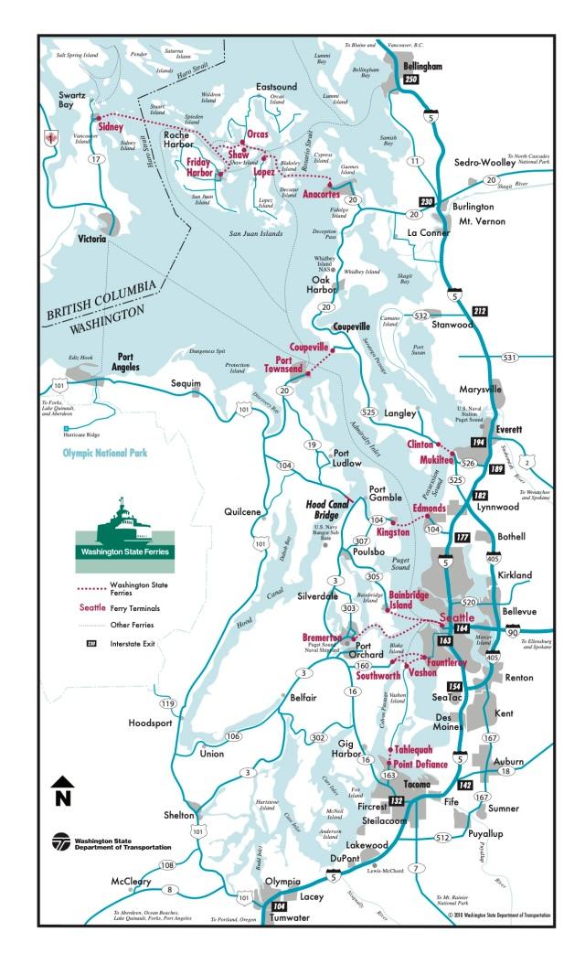 WashingtonStateFerries-RouteMap
