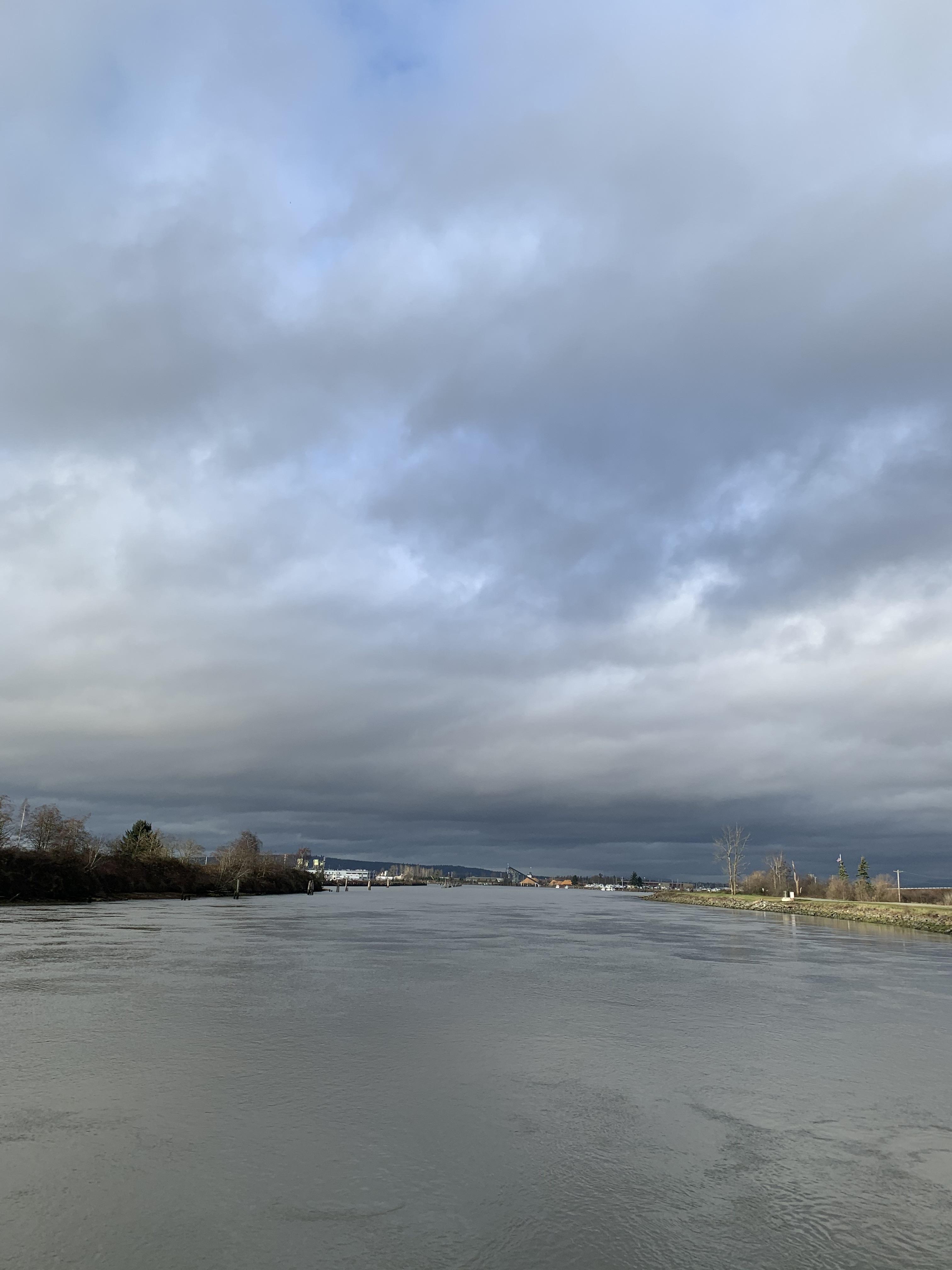 River-Sky