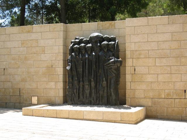 SculptureYadVashem