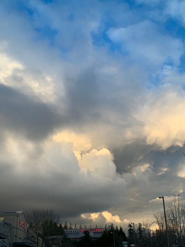 Clouds-before