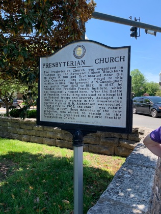 HistoricChurchSign