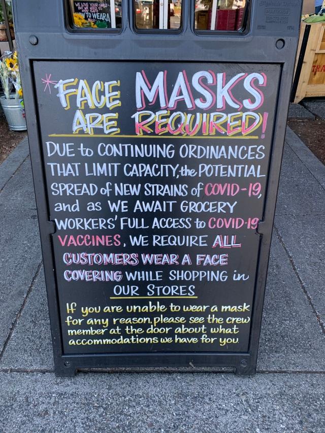 TJs MaskSign