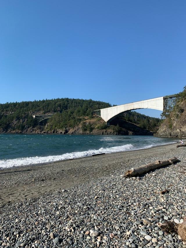 BeachAndBridge