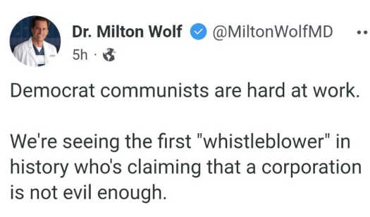 tweet-wolf-communists-hard-at-work-whistleblower-claiming-corporation-not-evil-enough